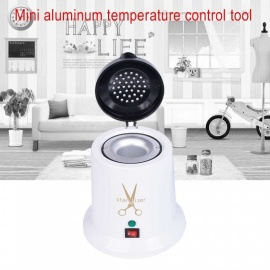 Professional-Mini-Sterilizer-Thermostat-Warmer-Disinfection-Device-For-Nail-Art-White