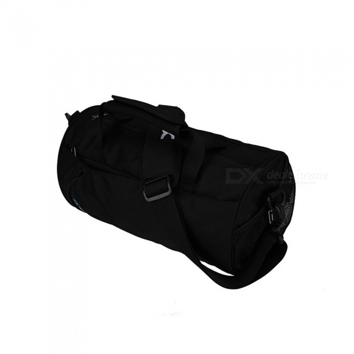 ... Outdoor Sports Waterproof Swimming Gym Bag Dry And Wet Separation  Handbag Travel Shoulder Bag With Space 7880b306917e2