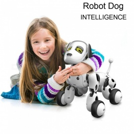 ESAMACT Smart Dog Sing Dance Walking Mini Remote Control Robot Dog Electronic Pet toys gift for children kids brinquedos