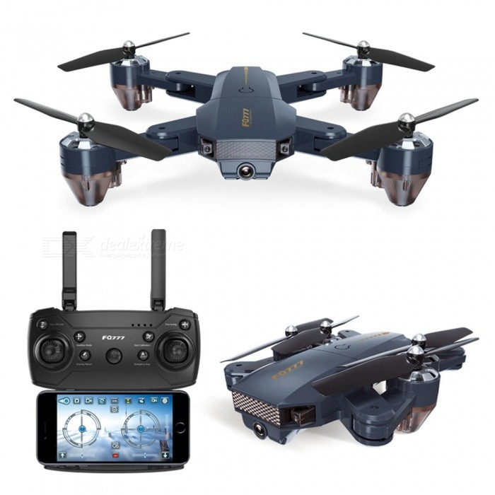 ESAMACT FQ35 Unmanned Aerial Vehicle (UAV) Folding RC Quadcopter Toy