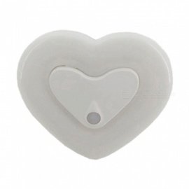Heart-Shape LED Induction Lamp, Automatic Light Control Small Night Lamp