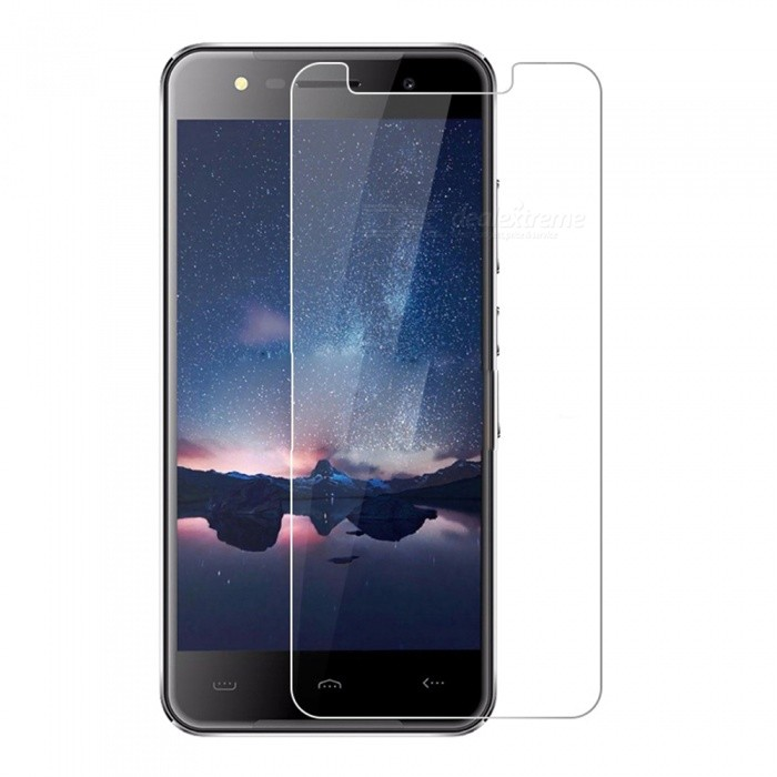 Naxtop Tempered Glass Transparent Screen Protector for Homtom HT37 Pro / Homtom HT37