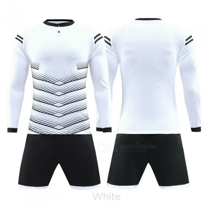 ... Long Sleeve Team Soccer Uniforms c9a0f651b