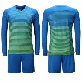 Men-Football-Goalkeeper-College-Jerseys-Soccer-Tracksuit-Uniforms-Clothes-Suit-Training-Clothing-Pants-Set-Sky-BlueM