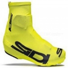 Riding Cycling Sport Shoes Cover Breathable Mountain Bike Windproof Dustproof Overshoes Protector Green/L