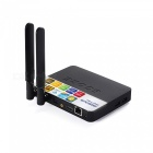 JEDX CSA93 Plus Android 8.1 Smart TV Box, RK3328 Quad-Core Double Band Wi-Fi 2.4G 5.8G 3D TV Box