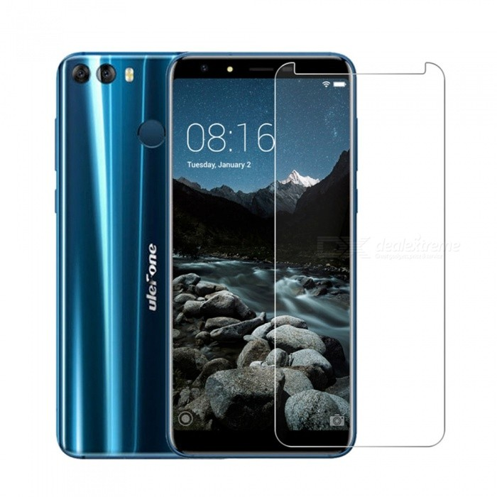 Naxtop Tempered Glass Screen Protector for Ulefone Mix 2