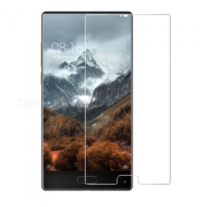 Naxtop Tempered Glass Screen Protector for Ulefone Mix