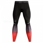 Outdoor Fitness Exercises, Bottomwear Running Training, High Elastic Fast Drying Breathable Trousers