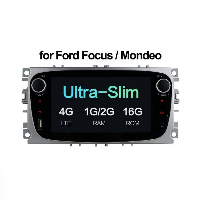 Ownice K1 Android 8.1 Car Radio Player with 2GB RAM 16GB ROM for Ford Focus S-Max Mondeo