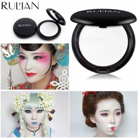 Halloween COS Vampire Zombie Pure White Foundation Face Makeup Brighten Powder White