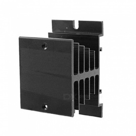 BTOOMET 2Pcs New Dissipation Heat Sinks for Solid State Relay, SSR Radiator