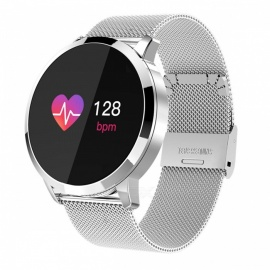 DMDG Smart Bracelet Watch w/ Heart Rate Blood Pressure Sleep Monitor, Intelligent Reminder, Sports Tracker for Android IOS