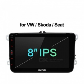 Ownice K1 Android 8.1 Car Radio Player with 2GB RAM 16GB ROM for VW Passat Polo Seat Skoda