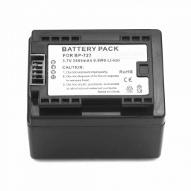 BP-727 Full Decoding Lithium Battery for Canon Camera