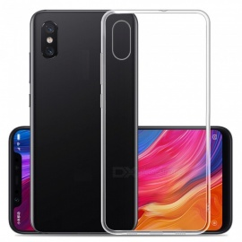Naxtop TPU Ultra-thin Soft Case for Xiaomi Mi 8 Pro - Transparent