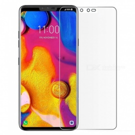 Naxtop Tempered Glass Screen Protector for LG V40 ThinQ