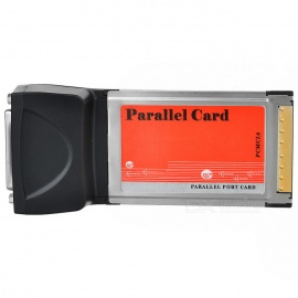 PCMCIA-Parallel-Port-Extension-Card