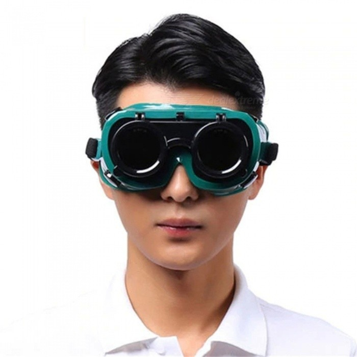 3M-10197-Welding-Glasses-Security-Laser-Glasses-Clamshell-Double-Layer-Anti-welding-Arc-Anti-shock-Safety-Goggles-Green