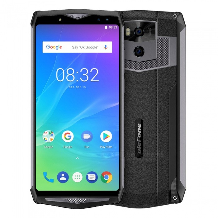 Ulefone Power 5S Android 8.1 MTK6763 13000mAh Battery 6.0