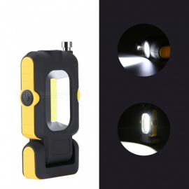 ZHISHUNJIA Car LED Work Light Auto Repair Lamp Repair Light Strong Magnet Repair Charging Work Light Emergency Light
