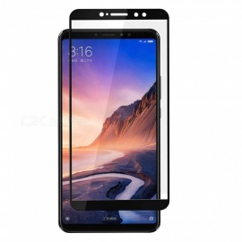 9H 0.26mm Full Cover Tempered Glass Screen Protector for Xiaomi Mi Max 3