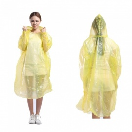Outdoor Portable Disposable Raincoat