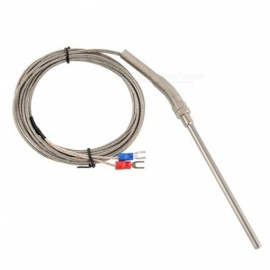 ZHAOYAO High Temperature 0 To 400 Degree Stainless Steel Probe K Type High Temperature Thermocouple Sensor