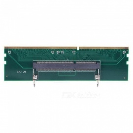 Kitbon DDR3 Laptop SO-DIMM to Desktop DIMM Memory RAM Connector Adapter