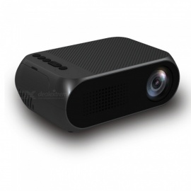 LCD Projector For Home Theater Movie For 1080p Full HD Projector EU Plug