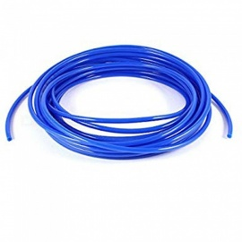 ZHAOYAO 10M 32.8ft 6mm X 4mm Pneumatic Polyurethane PU Hose Tube Pipe Blue