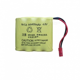 4.8V 400mah Ni-cd AA Battery For 662 632 633 542 RC Toys