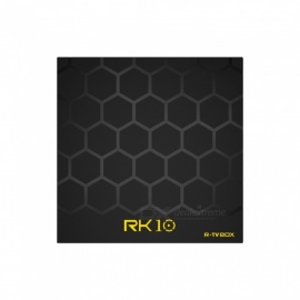 RK10 RK3328 Wi-Fi Android 8.1 Quad-Core 4K Smart TV Box / Media Player
