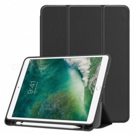 ENKAY Protective Smart Case W/ Stand And Pen Slot For Ipad 2017 / 2018 / Ipad Air / Air 2
