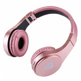 Bluetooth Wireless Stereo Sound Headphone With Microphone For Smartphones
