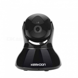 "KEEKOON HD Wireless IP Camera, 2.4GHz 1080P Pet Baby Monitor With Two-Way Audio, Night Vision, Motion Detection 1/4""/NTSC/EU Plug"
