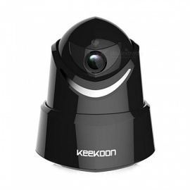 "KEEKOON KK005 1080P Wireless Wi-Fi Home Surveillance Camera, Indoor Security Camera With Pan/Tilt Motion Detection 1/4""/NTSC/EU Plug"