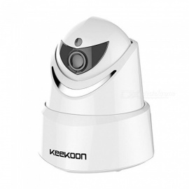 "KEEKOON KK005 1080P Wireless Wi-Fi Home Surveillance Camera, Indoor Security Camera With Pan/Tilt, Motion Detection 1/4""/NTSC/EU Plug"