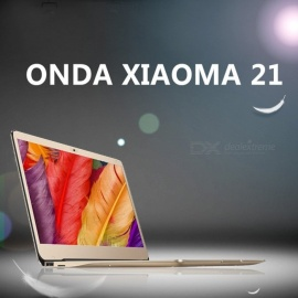 ONDA XIAOMA 21 Intel Apollo Lake N3450 2.2GHz Quad-Core 12.5 Inches Windows 10 Notebook With 4GB RAM 32GB ROM 128GB SSD Gold