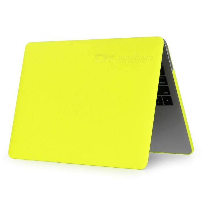 Cooho Simple Solid Color Matte Crystal Laptop Case for MacBook 12 Inch