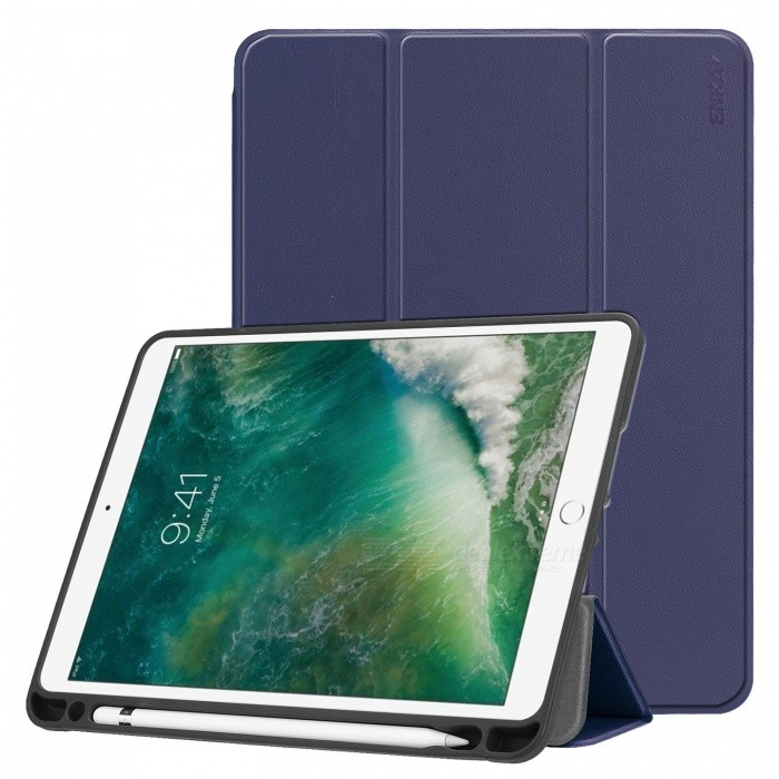 ENKAY Protective Smart Case w/ Stand for iPad 2017 / 2018 / iPad Air / Air 2