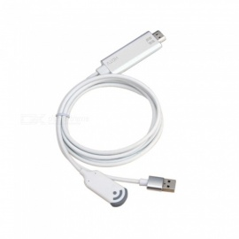 HDTV Wireless Display Dongle Mirroring Multiple Device for Mobile Phone, Wireless Connection TV HD Video Cable