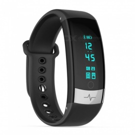 QS03 IP67 Waterproof Smart Watch Bracelet with Heart Rate Monitor, ECG Test for Android & IOS