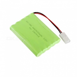 12V 2400mAh AA Ni-mh Rechargeable Battery with KET-2P Plug