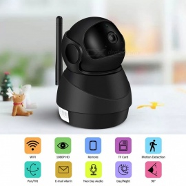 JOOAN 1080P Wireless Home Security IP Camera, Surveillance Camera