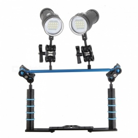Professional Diving Photography LED Light Holder For Camera /Sport Camera GOPRO (Not Include Light) B Version
