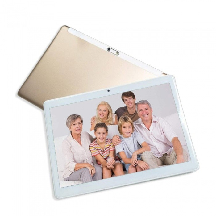 10.1 Inches Quad-Core 3G Tablet PC With 1GB RAM, 16GB ROM Blue