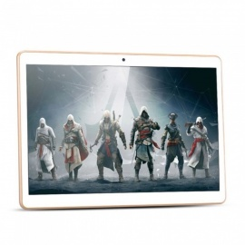 Y11 10.1 Inches Quad-Core 3G Tablet PC With 0.3MP + 2.0MP Dual Cameras White