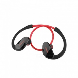 DACOM ATHLETE Hook Style Wireless Bluetooth 4.1 Earphone For Running, Dynamic Stereo Sports Headset Red