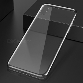 Cafele Ultra Thin Soft Transparent Clear TPU Protective Phone Case For IPHONE X/XS, XS MAX, XR Clear/IPHONE XR